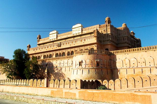 junagarh-fort-bikaner