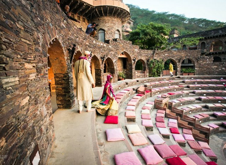 Neemrana Fort Alwar Blog