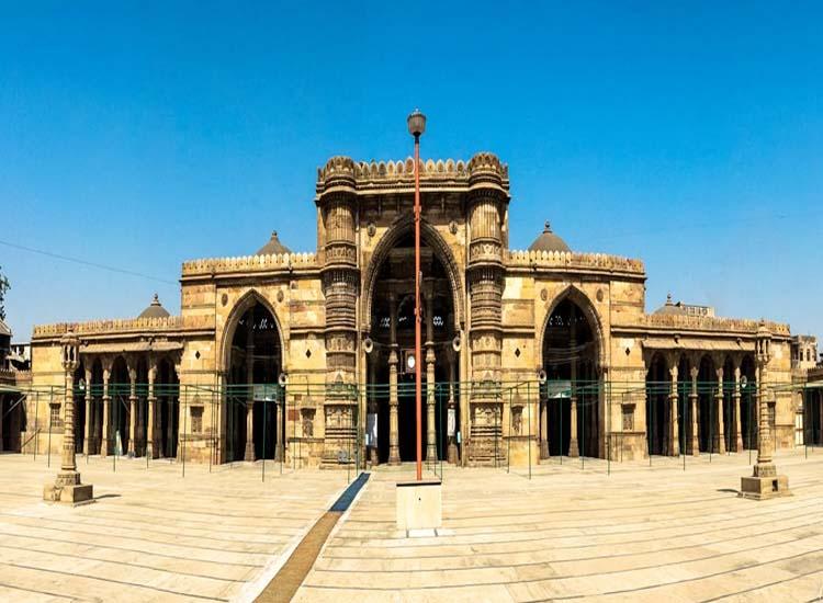history of ahmedabad city