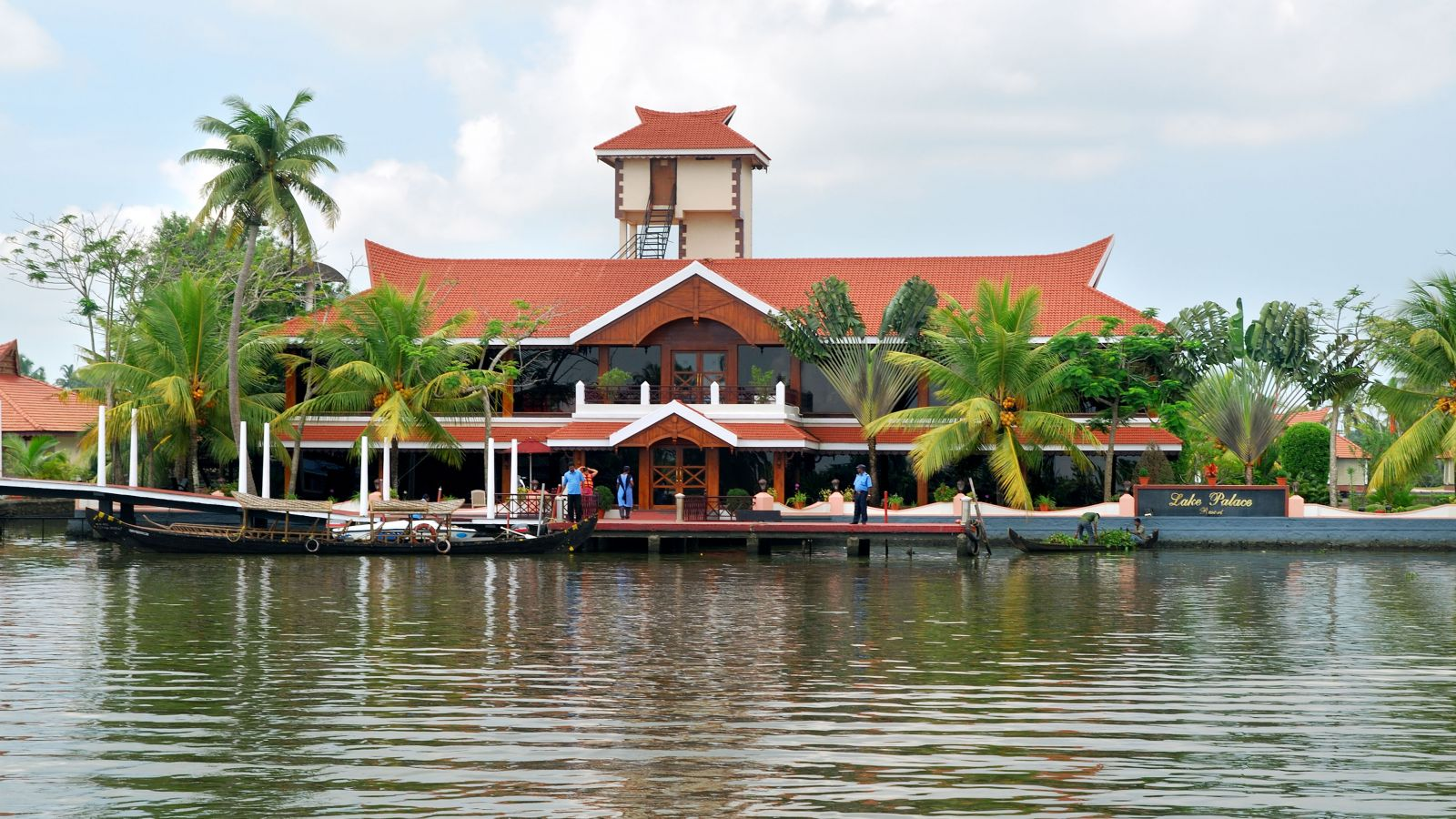 Lake Palace Hotel Kerala