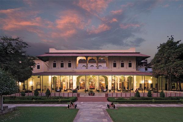 Royal Castle Heritage Hotel Kanota, Jaipur