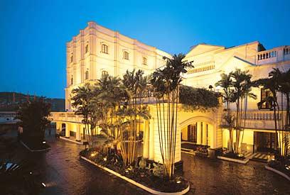 The Oberoi Grand Hotel Kolkata Address