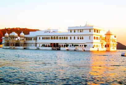 The Lake Palace Hotel Udaipur India