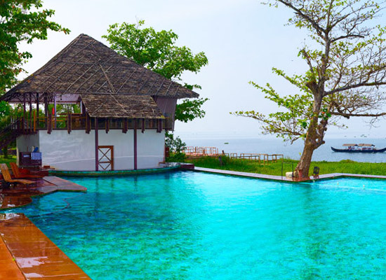 Waterscapes Backwater Resorts Kumarakom Heritagehotelsofindia