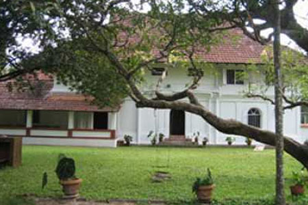 Garden View of Tharakan Heritage Resort, Alleppey
