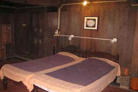 Rooms at Tharakan Heritage Resort, Alleppey