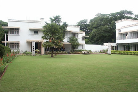 Outside View of Hotel Sunderban Pune