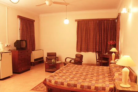 Rooms at Hotel Sunderban, Pune