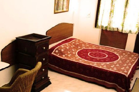 Rooms at Friends House Heritage Hotel, Pondicherry