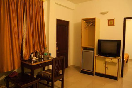 Facilities at Friends House in Pondicherry