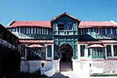 Outside View of Roselyn Estate Mussoorie, Uttarakhand