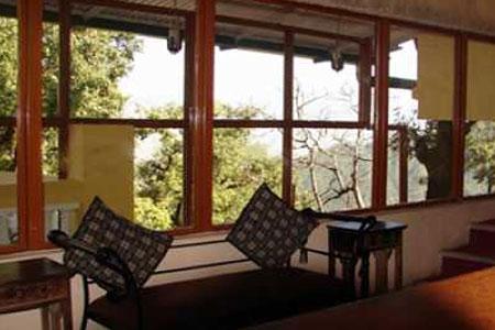 Inside View of Roselyn Estate Mussoorie, Uttarakhand