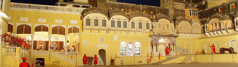 Shekhawati,Castle Mandawa Hotel