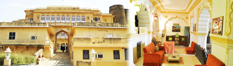 Ajmer, Roopangarh Fort