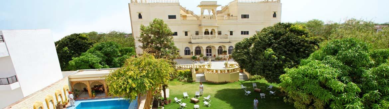 Jodhpur, Hotel Jhalamand Garh