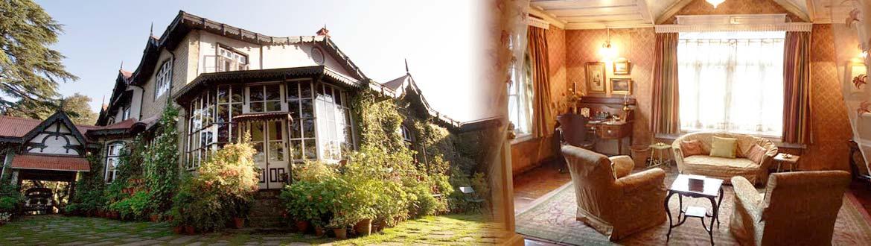 Chapslee heritage hotel in Shimla