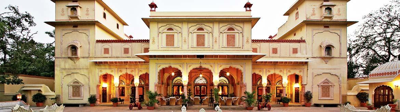 Narain Niwas Palace heritage hotel, Jaipur