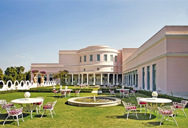 Raj Mahal Palace Hotel in Jaipur