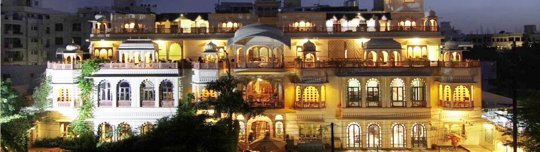 Shahpura House heritage hotel in Jaipur