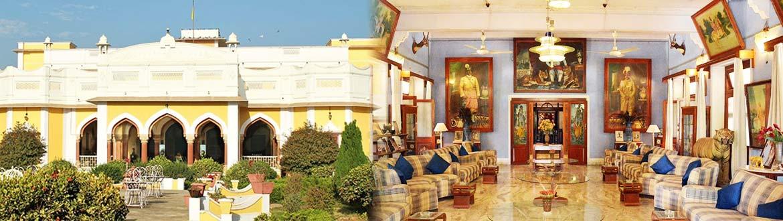 Bhanwar Vilas Heritage hotel in Karauli