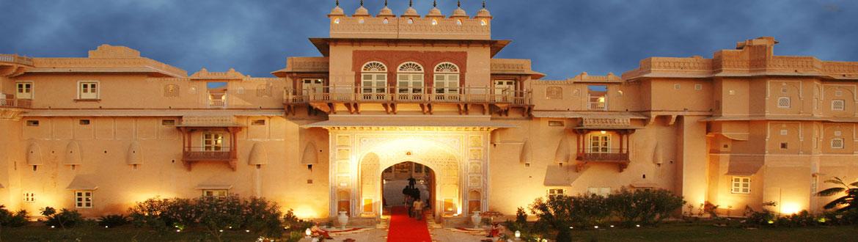 Jaipur, Chomu Palace