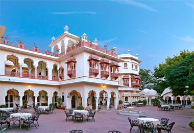 Alsisar Haveli Hotel