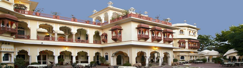 Alsisar Haveli heritage hotel in Jaipur