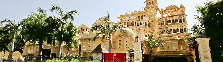 Chunda Palace hotel, Udaipur