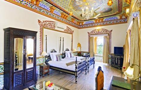 Bedroom of Chunda Palace