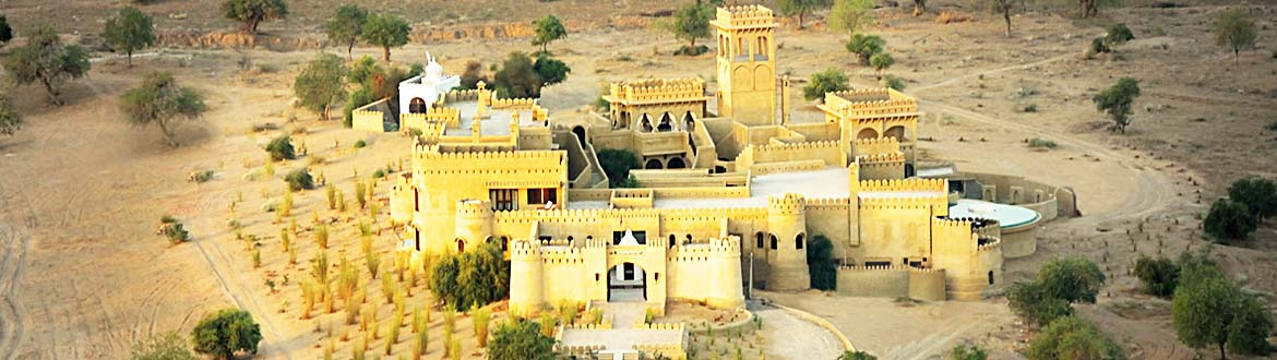 View of Mihir Garh, Jodhpur
