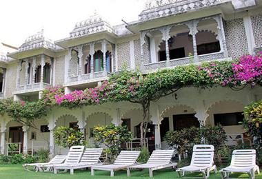 Udaipur Palace Hotels Hotel Rang Niwas Palace
