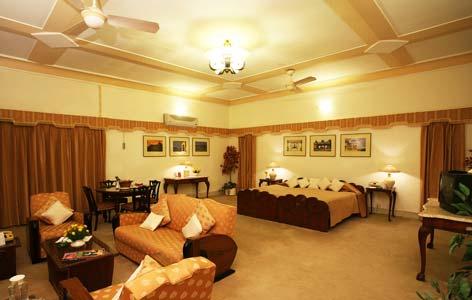 Room at Karni Bhawan Palace,Bikaner