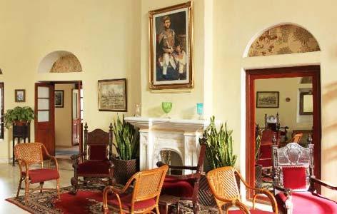 Facilities in Kesar Bhawan Palace