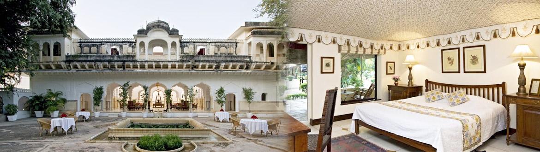 Rajasthan,Samode Bagh