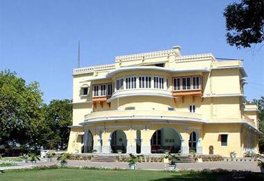 Brijraj Bhavan Palace in Kota, Rajasthan