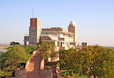 Sardar Samand Palace in Pali, Rajasthan