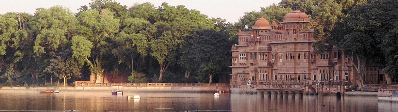 Gajner Palace Heritage Hotel, Bikaner